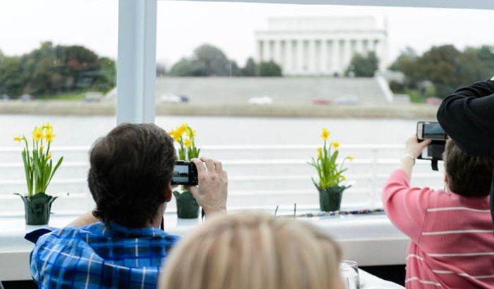 Gourmet Washington D.C. Brunch Cruise