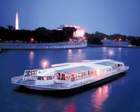 Gourmet Washington D.C. Dinner Cruise