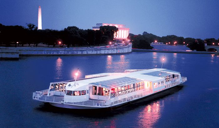 Gourmet Washington D.C. Dinner Cruise