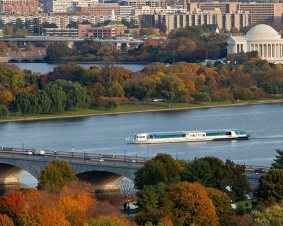 Gourmet Washington D.C. Lunch Cruise