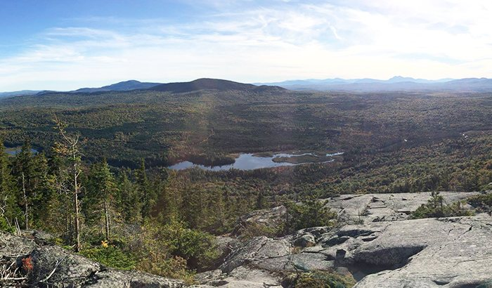New England Full Day Guided Hiking Trip