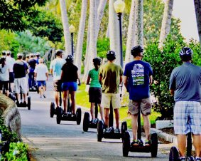 West Palm Beach Segway Tour
