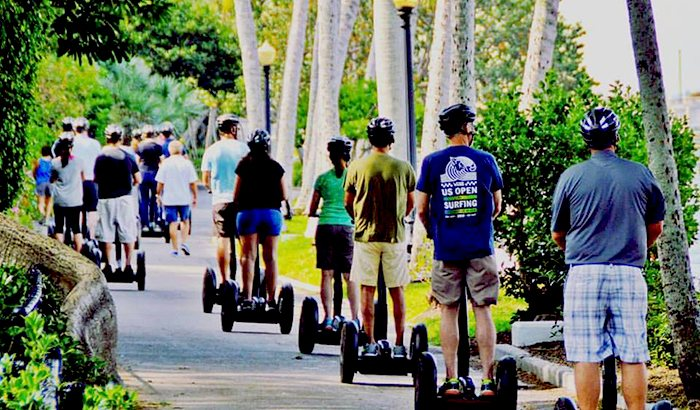 West Palm Beach Segway Tour
