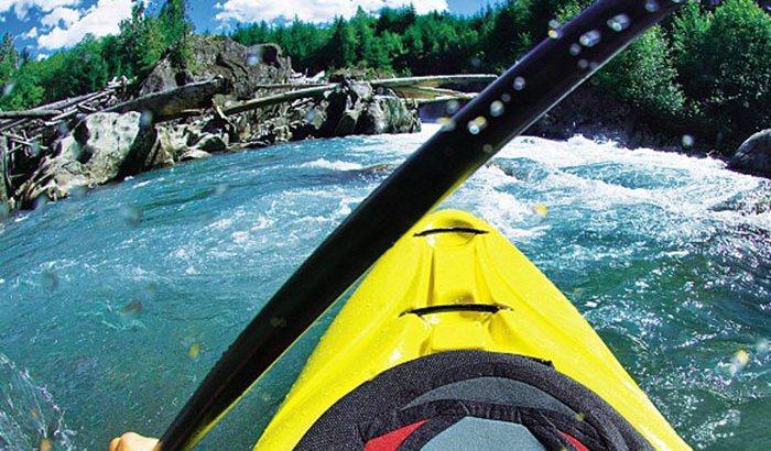 Whitewater Kayaking Lesson in Ohiopyle