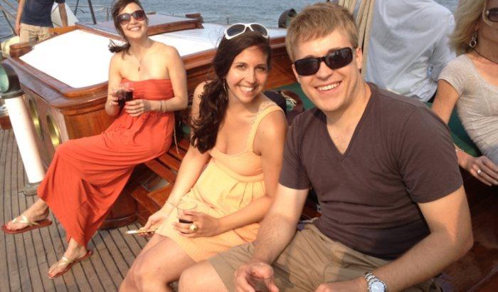 Manhattan Wine Tasting Sail
