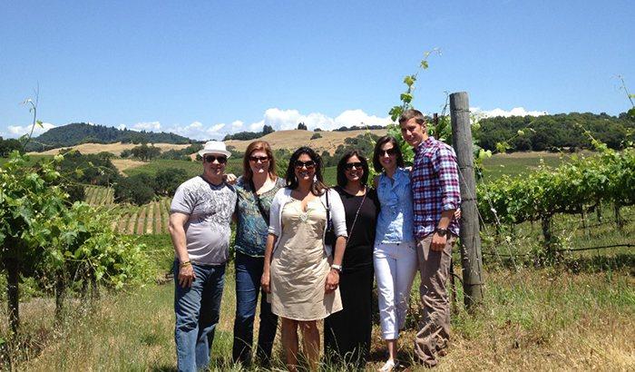 Sonoma County Wine Tour