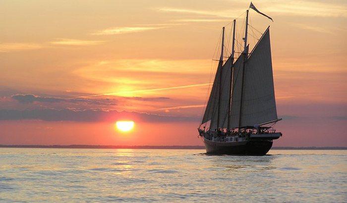 Yorktown Virginia Sailing