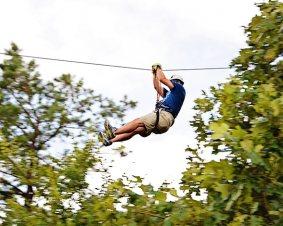 Texas Zipline Adventure