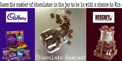 Competition Time: Chocolate Hamper Giveaway!