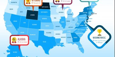 Mother's Day Gifts Study: The Most Thoughtful Gift Givers by State