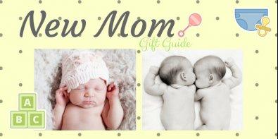Gift Guide: New Moms