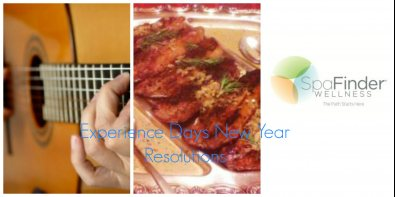 Experience Days New Years Resolutions