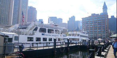 Boston Harbor Sightseeing Cruise Staff Review