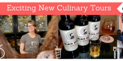 Exciting New Culinary Tours!