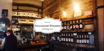 Staff Review – Stillhouse Whiskey Distillery Tour