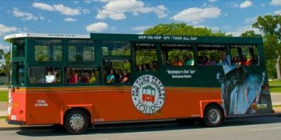 Washington DC Trolley Tour Review