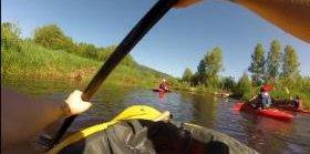 All aboard the InternShip! Part 2: Kayaking