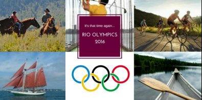 It's That Time Again – The Olympic Games 2016!