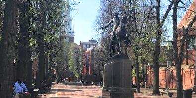 Boston Sightseeing Walking Tour Staff Review