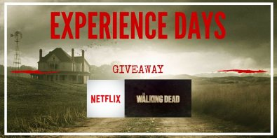 EXPERIENCE DAYS GIVEAWAY!