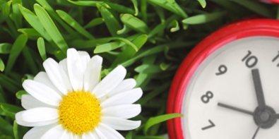 Make the Most of Daylight Savings…