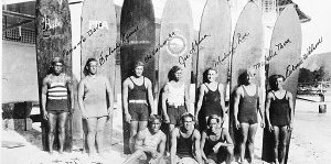 Stand Up Paddle Boarding: A History