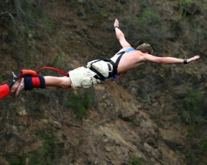 California Bungee Jumping For Two
