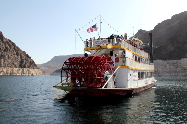 Lake Mead Cruise Experience 2