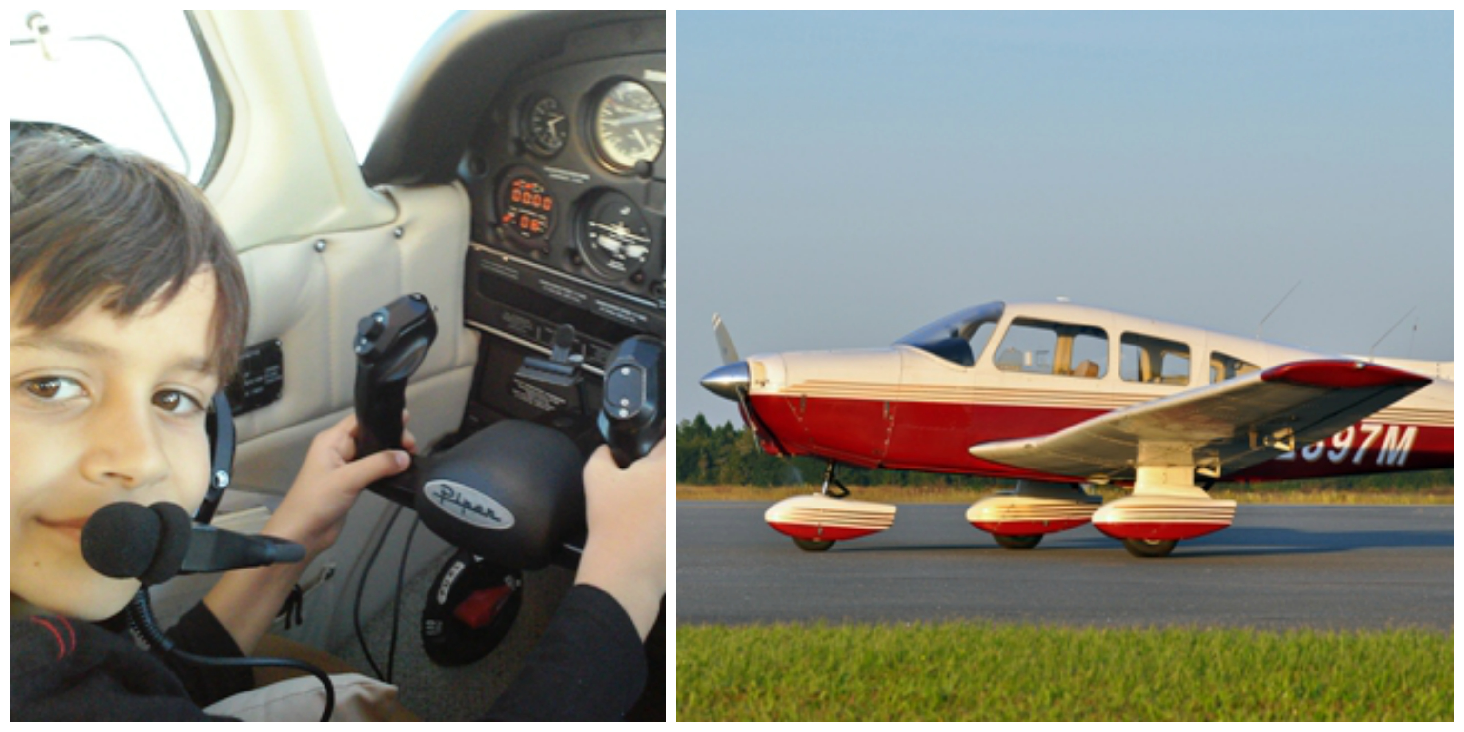 Flying Lesson Over Northeast Florida Xperience Days