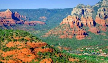 Sedona Helicopter Tour for Two