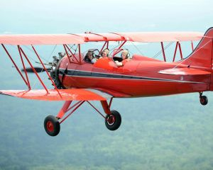 WACO Biplane Ride Over South Jersey Unique Gifts From