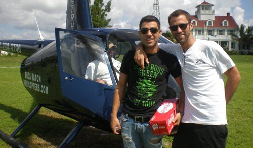 Helicopter Tour Over Boca Raton