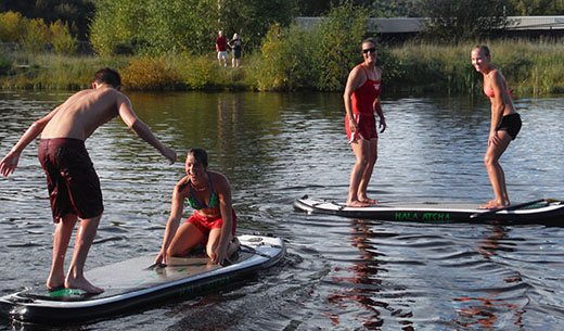 Steamboat Paddleboarding Lesson