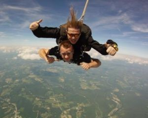 poconos skydiving